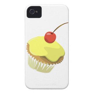 Lemon cupcake with cherry Blackberry Bold case