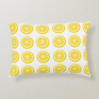Lemon Decorative Pillow