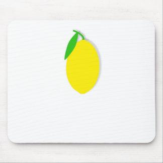 lemon design mouse pads