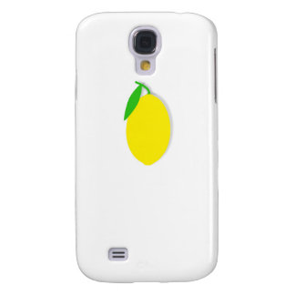 lemon design samsung galaxy s4 cover