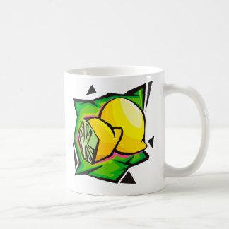 Lemon Disco Coffee Mug