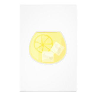 Lemon Drink Stationery