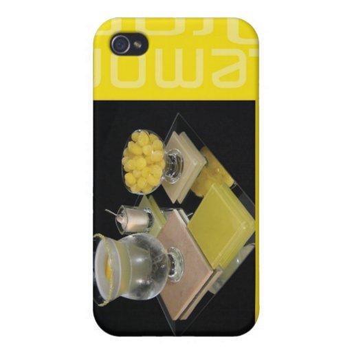 Lemon Drop Martini iPhone 4/4S Case