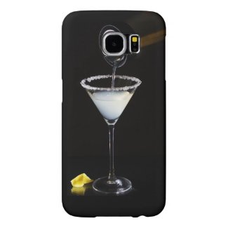 Lemon Drop Martini Phone Case