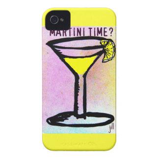 LEMON DROP MARTINI TIME PRINT iPhone 4 CASE