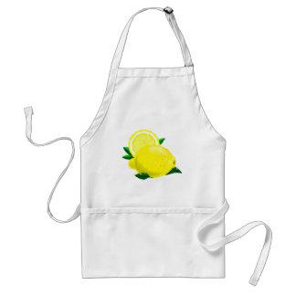 Lemon Drops Adult Apron