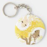 Lemon Drops Keychain