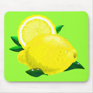 Lemon Drops Mouse Pad