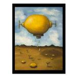 Lemon Drops Postcard