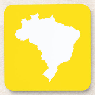 Lemon Festive Brazil at Emporio Moffa Beverage Coaster