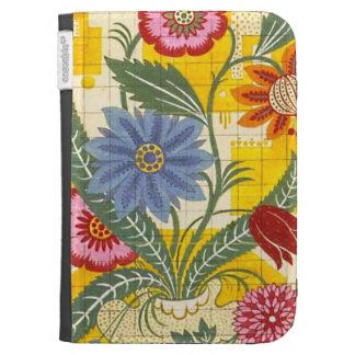 Lemon Flower Geek Girl Cases For The Kindle