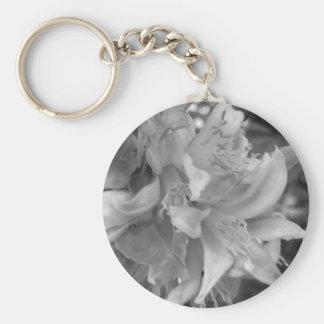 Lemon Flower Keychain