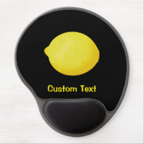 Lemon Gel Mouse Pad