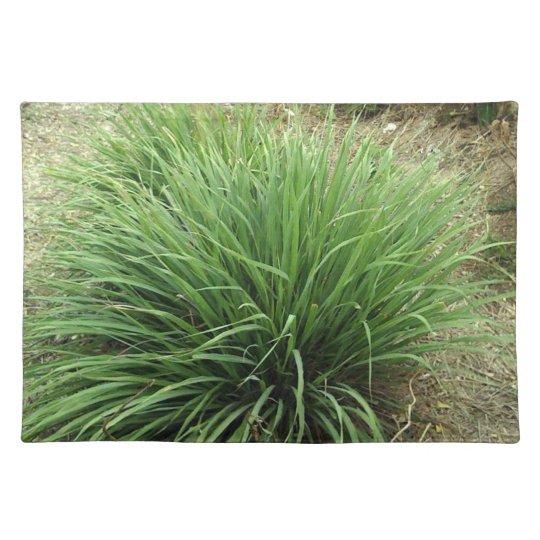 Lemon Grass for Tea Cloth Placemat