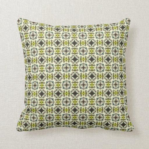 Lemon Green Throw Pillow : lemon green throw pillow Zazzle
