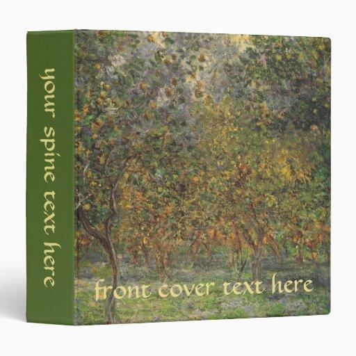 Lemon Grove en Bordighera de Claude Monet