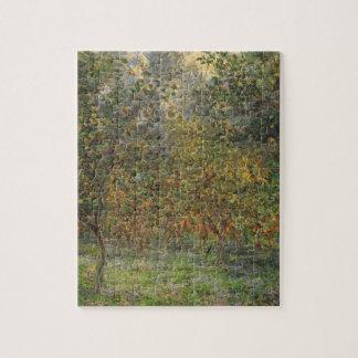 Lemon Grove in Bordighera by Claude Monet Puzzle