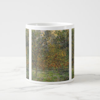 Lemon Grove in Bordighera by Claude Monet 20 Oz Large Ceramic Coffee Mug