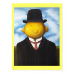 Lemon Head Postcard