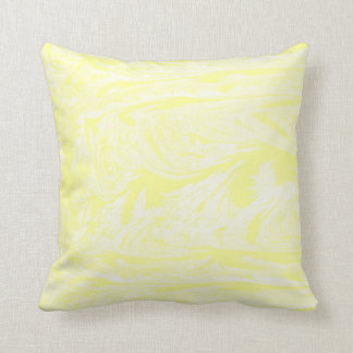 Lemon Ice Throw Pillows