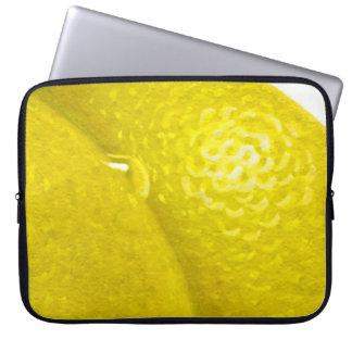 Lemon Laptop Sleeves