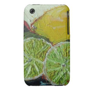 Lemon Lime iPhone 3 Case