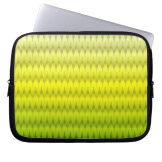 Lemon Lime Laptop Computer Sleeve