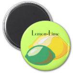 Lemon-Lime Magnet