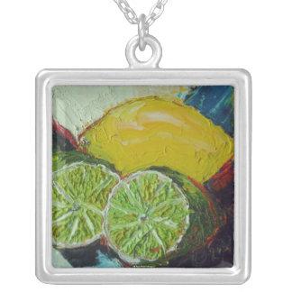 Lemon Lime Necklace