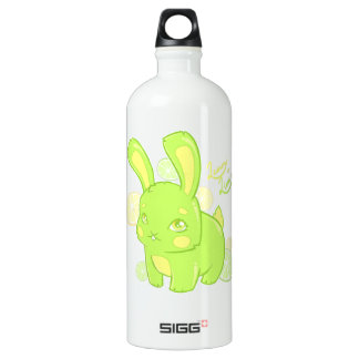 Lemon Lime Rabbit Water Bottle