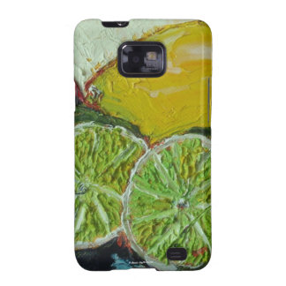 Lemon Lime Samsung Galexy Case Galaxy S2 Cases