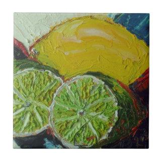 Lemon Lime Tile