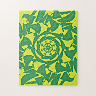 Lemon limeS twisted game. Jigsaw Puzzle