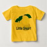 Lemon Little Squirt Toddler Yellow T-shirt