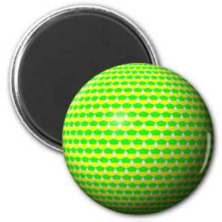 Lemon/Lyme Magnet