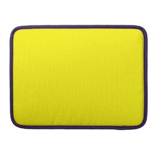 Lemon Sleeves For MacBook Pro