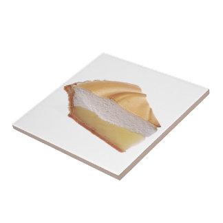 Lemon Meringue Pie Ceramic Tile