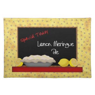 Lemon Meringue Pie Placemat