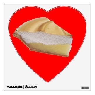 Lemon Meringue Pie Wall Sticker