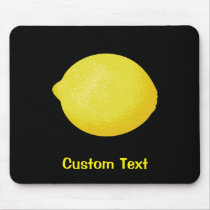 Lemon Mouse Pad