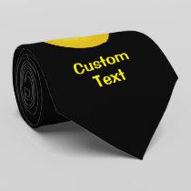 Lemon Neck Tie