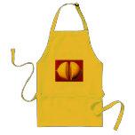 lemon on apron apron