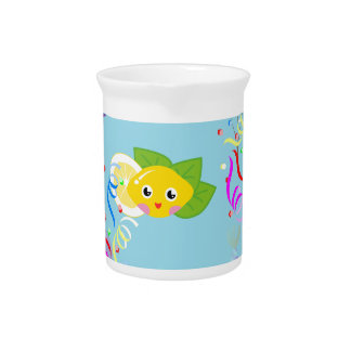 lemon party pitcher