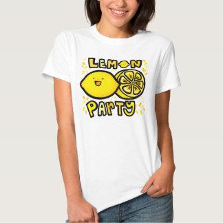 Lemon Party Tshirts