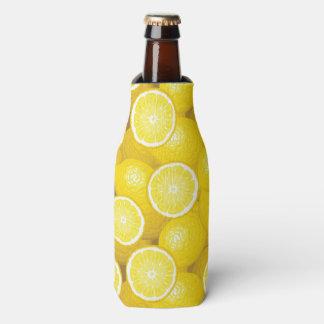 Lemon Pattern 2 Bottle Cooler