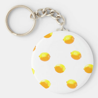 lemon pattern version 1 keychain