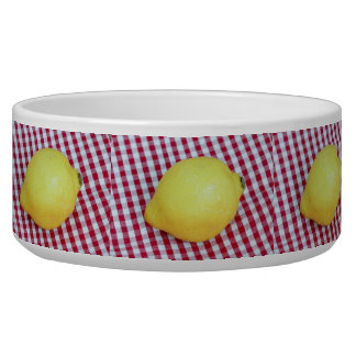Lemon Picnic Bowl