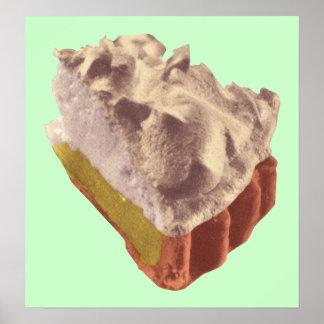 Lemon Pie Poster