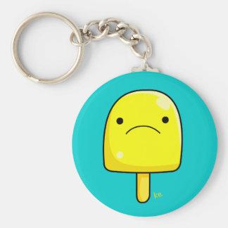 Lemon Pop Keychain