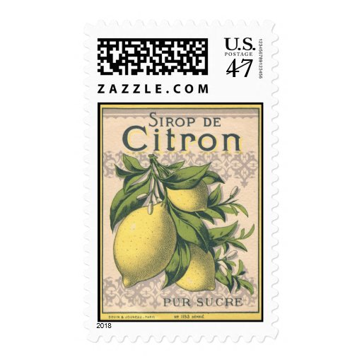 Lemon Postage